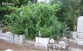 都営多摩霊園写真